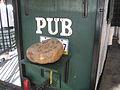 FQFBienvilleBeerTruckAutographedRock.JPG