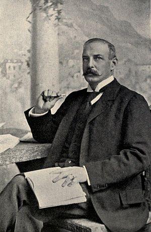Francis Marion Crawford - Francis Crawford