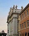 Façade of the Basilica San Giovanni in Laterano (32454631188).jpg