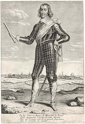 Abraham de Fabert - Abraham de Fabert