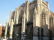 Fachada Basilica del Salvador