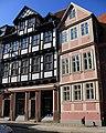 Fachwerkhaus in Altstadt Qudlinburg. IMG 2139WI.jpg