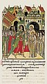Facial Chronicle - b.09, p.421 - Blessing of Peresvet and Oslabya.jpg
