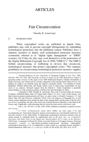 File:Fair Circumvention.djvu