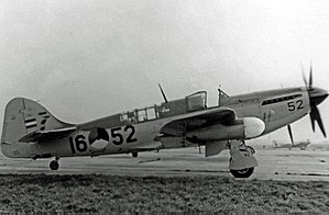 Fairey Firefly - Firefly FR.4 of the Netherlands Navy in 1952