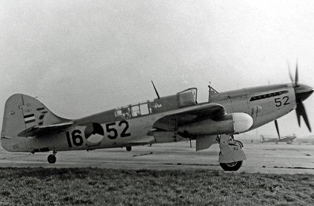 Rc Fairey Firefly Model Build