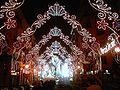 Fallas 2005 looking down street.jpg