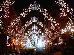 Fallas in Valencia (2005)
