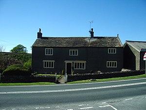 Newsholme, Lancashire - Image: Farmhouse at Newsholme geograph.org.uk 164807