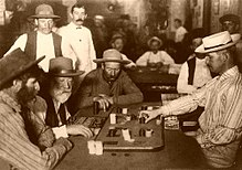 what is a faro game in tombstone