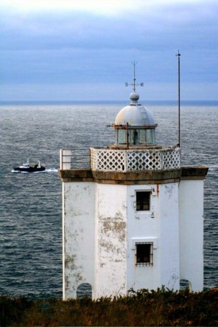 Faro de Mera, Oleiros