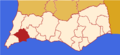 Faro district map Portugal LGS.png