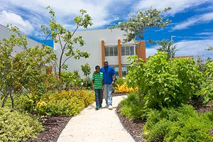 Health City Cayman Islands - Scenic Walking Path on Health City Campus