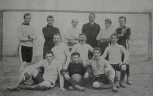1. FC Nürnberg - Team from 1902