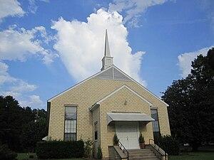 Dubberly, Louisiana - Fellowship Baptist Church in Dubberly; Dr. Rick Wolfe senior pastor
