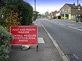 Feltham Road, Ashford, Middlesex - geograph.org.uk - 1528394.jpg