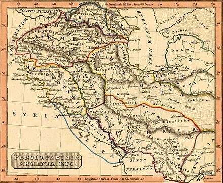 Persis, Parthia, Armenia. Rest Fenner, published in 1835. Fenner, Rest. Persis, Parthia, Armenia. 1835 (A).jpg