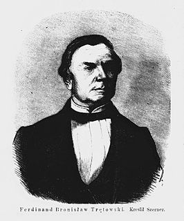 Bronisław Trentowski Polish philosopher