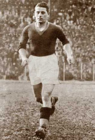 A.S. Roma - Attilio Ferraris, Roma captain during their formative years