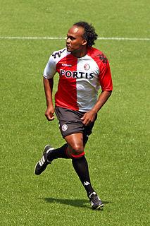 Gaston Taument Dutch former professional footballer (born 1970)