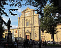 Fi, chiesa di san marco con facciata restaurata, settembre 2013.JPG