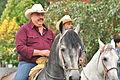 Fiestas Patrias Parade, South Park, Seattle, 2015 - 315 - the horses (21405527628).jpg