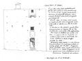 Fig 234, casa forte di derby, da schizzo d'andrade, disegno nigra.tiff