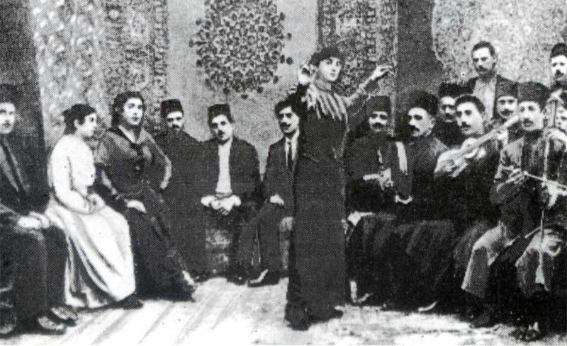 Film of Azerbaijan 1916