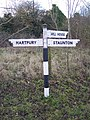 Finger Post at Blackwell End Green - geograph.org.uk - 91841.jpg