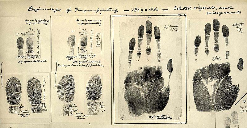 File:Fingerprints taken by William James Herschel 1859-1860.jpg