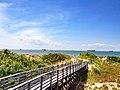 First Landing State Park looking towards Chesapeake Bay entrance - panoramio (1).jpg