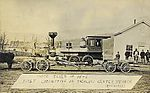 First locomotive on the Richland Center Branch (Rockwell) - Photo taken in 1876.jpg