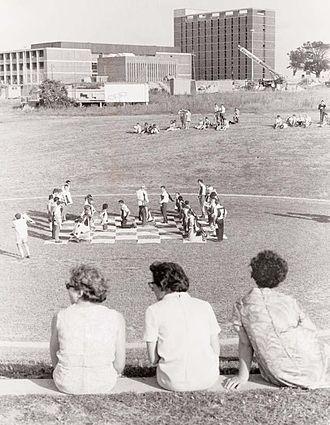 Macquarie University - First students at Macquarie University