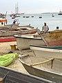 Fishing Boats on Beach - Port Area - Stone Town - Zanzibar - Tanzania (8830628538).jpg
