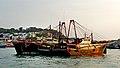 Fishing boats.Cheung Chau Island. HK (35272319722).jpg