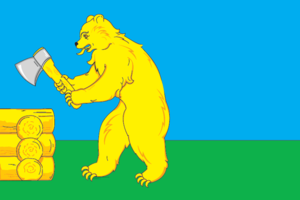 Baltasinsky District - Image: Flag of Baltasinsky rayon (Tatarstan)