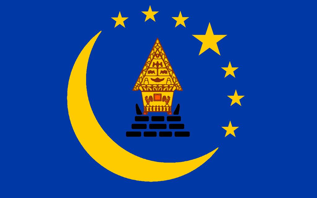 Flag of Koror