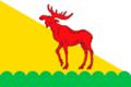 Flag of Shakhovskoe (Ulyanovsk oblast).png