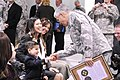 Flickr - The U.S. Army - Jan 22, 09 CSA with AWG family members at Meade award ceremony copy.jpg