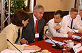 Flickr - europeanpeoplesparty - EPP Summit Meise 16-17 June 2004 (3).jpg