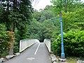 Footbridge in Derwent Gardens (geograph 4595667).jpg