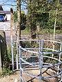 Footpath across East Street - geograph.org.uk - 1231474.jpg