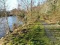 Footpath to Kinloch Rannoch - geograph.org.uk - 328918.jpg