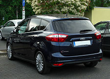 ford c max wikipedia wolna encyklopedia. Black Bedroom Furniture Sets. Home Design Ideas