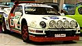 Ford RS 200 (this is the car involved in The accident at Rally Portugal) (11799405975).jpg