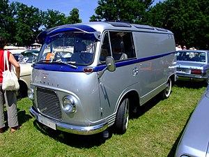 Ford Transit - 1964 Ford Taunus Transit
