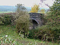 Former Railway Bridge, near Denford, Staffordshire - geograph.org.uk - 597092.jpg