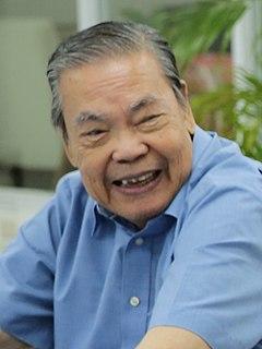 Eddie Ilarde Filipino politician, radio, and television host
