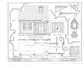 Fort Howard Hospital, Chestnut Avenue and Kellogg Street, Green Bay, Brown County, WI HABS WIS,5-GREBA,2- (sheet 5 of 6).png