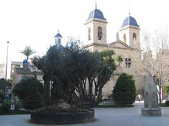 Sant Joan d'Alacant - Plaza de España